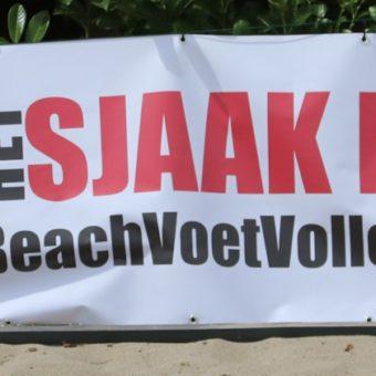 6 juli 2019: het Sjaak Lispet beach-voet-volley tournooi